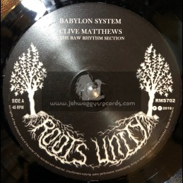 "Roots Unity7""-Babylon System / Clive Matthews"