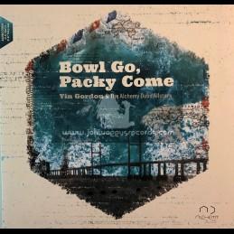 """Alchemy Dubs-12""""-Bowl Go / Vin Gordon & The Alchemy Dubs Allstars + Packy Come / Vin Gordon & The Alchemy Dubs Allstars"""