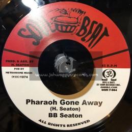 """Soul Beat-7""""-Pharaoh Gone Away / BB Seaton"""