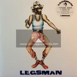"Legsman-12""-One Man A Gwann / Jane Bee"
