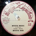"Reggae Connection-Jah Fingers-12""-Mystic Music / Hard Rock + Jah Send Rain / Hard Rock"