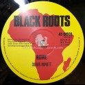 """Black Roots-12""""-Rome / Sugar Minott + Let Sleeping Dogs Lie / Devon Russell & Black Roots Players"""