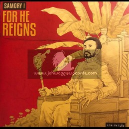 "XTM. Nation-7""-For He Reigns / Samory I"
