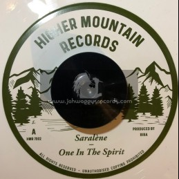 """Higher Mountain Records-7""""-One In The Spirit / Saralene"""