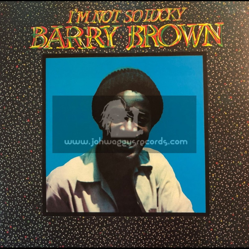 Black Roots Records-Lp-I m Not So Lucky / Barry Brown