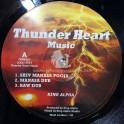 """Thunder Heart Music-12""""-Shiv Manasa Pooja + Shiv Aradhana / King Alpha"""