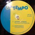 "TEST PRESS-10""-Too Much Sufferation / Anthony Johnson + Jah Love / Ashanti Waugh"