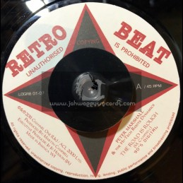 "Retro Beat-7""-The Road Is Rough + Soundboy / Peter Marshall"