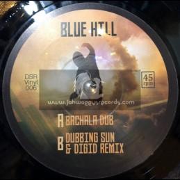 "Dubbing Sun Records-7""-Bachala Dub / Blue Hill + Bachala Dub / Dubbing Sun And Digid Remix"