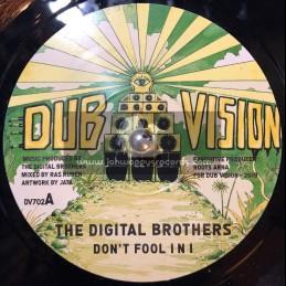 "Dub Vision-7""-Dont Fool I N I / The Digital Brothers"