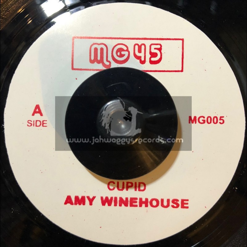 "M G 45-7""-Cupid / Amy Winehouse + Monkey Man / Amy Winehouse"