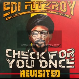 Musical Ambassador-Lp-Check For You Once - Revisited / Edi Fitzroy