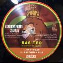 "Sir Logie International Records-10""-Rastaman / Ras Teo + Majestic Theme / Manana Horns"