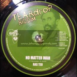 "Ashanti Selah Mucic-7""-No Matter Wah / Ras Teo + Free The Chains / Ashanti Selah Feat. Bredda Gyasi"