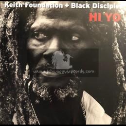 Mideya-Lp-Hi Yo / Keith Foundation & Black Disciples
