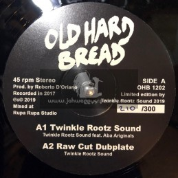 "Old Hard Bread-12""-Twinkle Rootz Sound / Aba Ariginals + Everyday is a struggle / Twinkle Rootz Sound Feat. Vivian Jones"