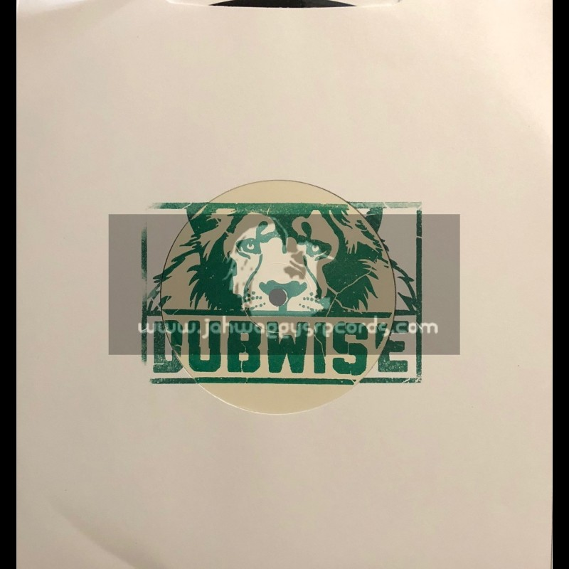 """Dubwise Revolution-10""""-Armstrong / Dubbing Sun - One Sided Record"""