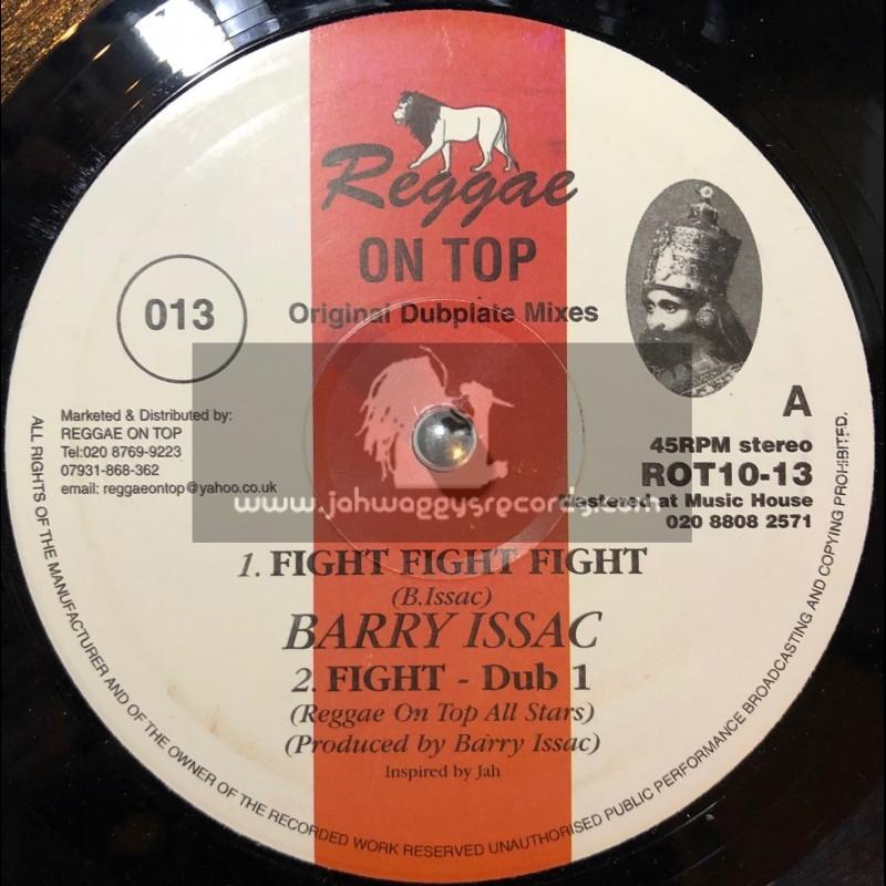 "Reggae On Top-10""-Fight Fight Fight / Barry Issac"