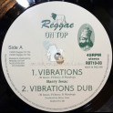 "Reggae On Top-10""-Vibrations / Barry Issac"