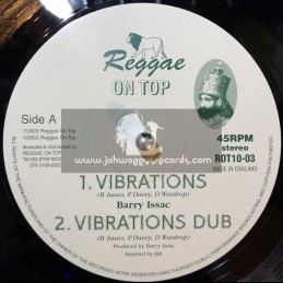 "Reggae On Top-10""-Vibrations / Barry Issac"