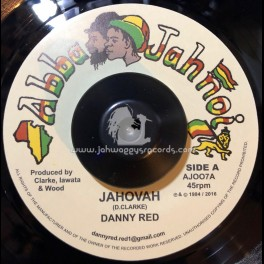 "Ababajahnoi-7""- Test Press - Jahovia / Danny Red"