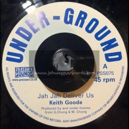 "Under-Ground-7""-Jah Jah Deliver Us / Keith Goode"