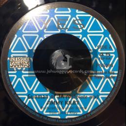 "Yes-7""-Gunman Of JA / Jimmy Riley - Dubplate Mix"
