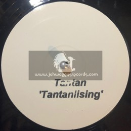 "Tan Tan-12""-White Label Stamped / Tantanlising"