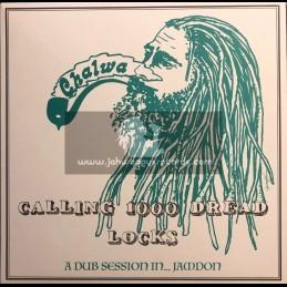 Chalwa-Hornin Sounds-Lp-Calling 1000 Dread Locks / Various