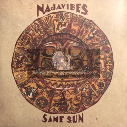 Fruits Records-Double-LP-Same Sun / Najavibes
