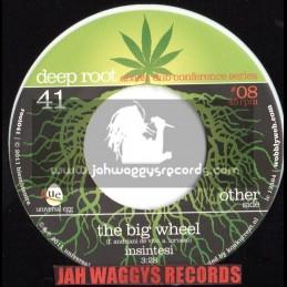 "Deep root-7""-The big wheel / Insintesi + Intenser dub / Abassi all stars"