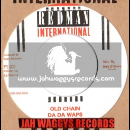 "Redman international-7""-Old chain / Da da waps"