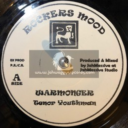 "Rockers Mood-7""-Warmonger / Tenor Youthman"