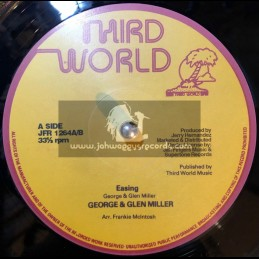 "Third World Music-12""-Easing / George & Glen Miller + Version / The Millers"