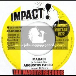 "Impact-7""-Marabi / Augustus pablo + Cheater dub"