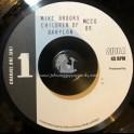"""CHANNEL ONE(UK)-7""""-CHILDREN OF BABYLON / MIKE BROOKS"""
