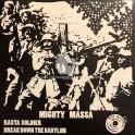 "Jah Marshall Music-10""-Rasta Soldier + Break Down The Babylon / Mighty Massa"