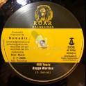 """Roar Recordings-10""""-400 Years / Bagga Worries + Solomans Dream / Bongo Asha"""