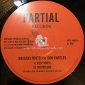 """Partial Records-10""""-Test Press-Deep Roots / Nucleus Roots Feat. Don Hartley"""