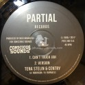 """Partial Records-10""""-Cant Touch Jah / Tena Stelin"""