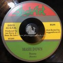 "Black Art-7""-Mash Down / Roots + Soljah Man Skank / Roots"