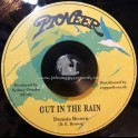 "Pioneer-7""-Out In The Rain / Dennis Brown"