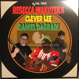 "Myrthe Label-12""-Free / Rebecca Wakuteka & Clever Lee + 5th Dan / Daniel Dagradi"