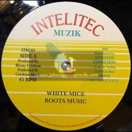 """Intelitec Muzic-7""""-Roots Music / White Mice"""