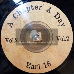 "Scoops-7""-A Chapter A Day / Vibronics feat. Earl 16"