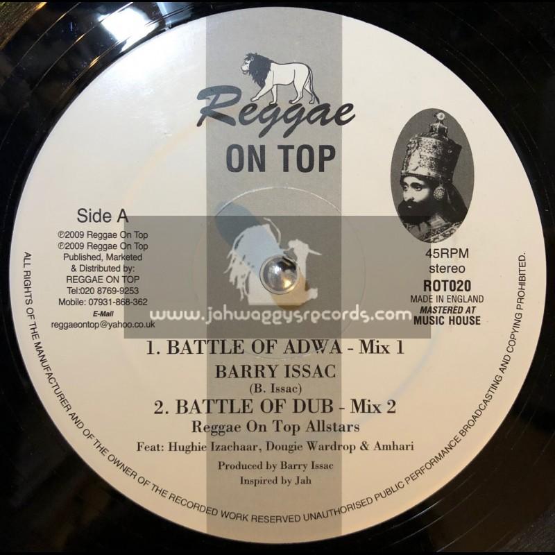 "Reggae On Top-12""-Battle Of Adwa / Barry Issac"