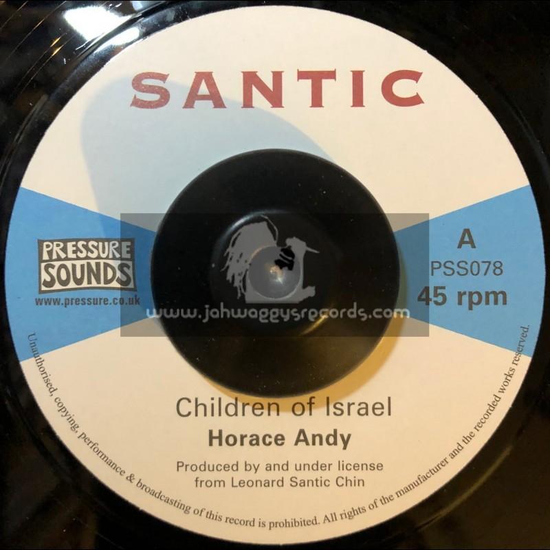 "Santic-7""-Children Of Israel / Horace Andy"
