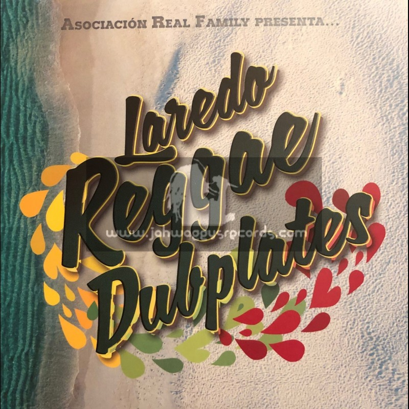 """Asociación Real Family-7""""-Laredo Reggae Dubplates + Laredo Reggae Dub"""