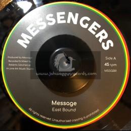 "Messangers-7""-East Bound / Message + Dub Bound Message"