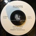 """Roots-7""""-Gate Of Zion / Mighty Diamonds"""